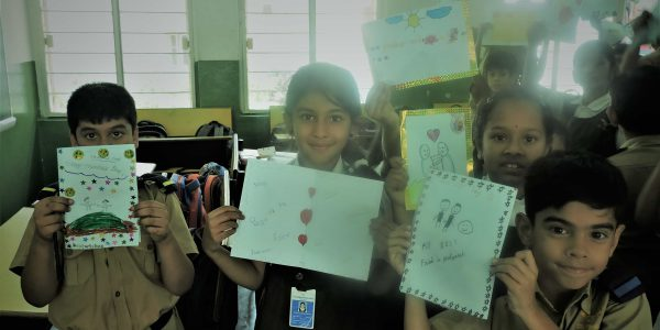Greeting cards competition
