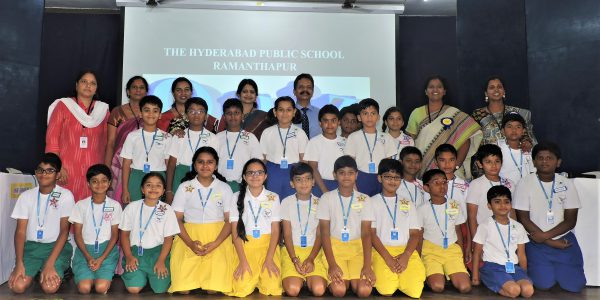 Inter House Quiz Competition 2019-20