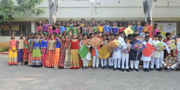 Rangoli and Clay Moulding Competition