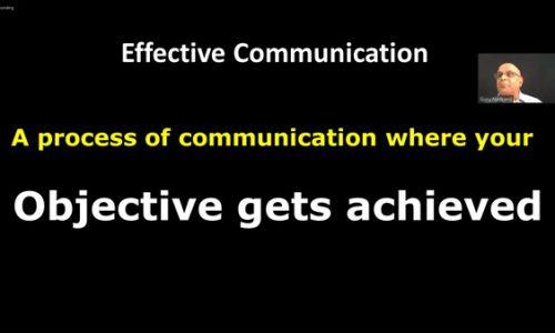 effective communication 5