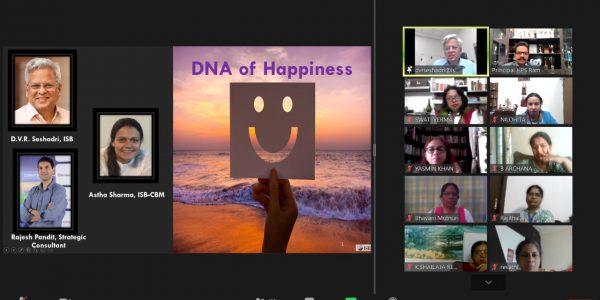 Prof. Sheshadri- DNA of happiness